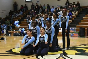 PHOTOS: Varsity Pom Pons Competition