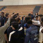 Varsity Wrestling falls to Damascus 31 – 28