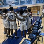 Boys Junior Varsity Basketball beats Wheaton 56 – 45