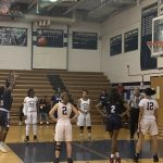Girls Varsity Basketball beats Colonel Zadok Magruder 53 – 45