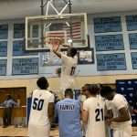 Boys Varsity Basketball Wins Region Over Blake 66 – 48