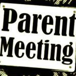 Spring Sports Parent Meeting 3/11