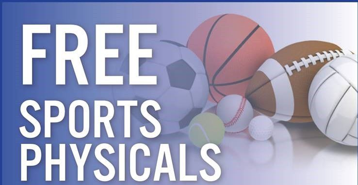 Free Sports Physicals From MedStar