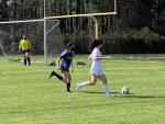 Girls Varsity Soccer falls to Sherwood 6 – 1