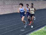 Boys Varsity Track finishes 1st place at Coed Varsity Outdoor Track at Paint Branch
