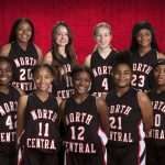2017 Girls Basketball Team Photos