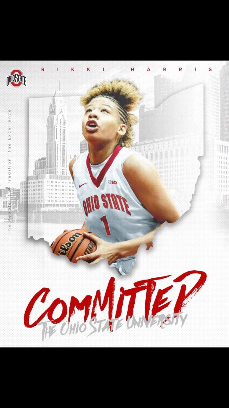 Rikki Harris Chooses The Ohio State!!