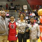 2018 Cheerleader Senior Night, February 20, 2018