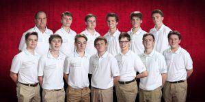 2018 Boys Golf Team Photos