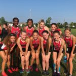 Girls Cross Country opens with a second place finish