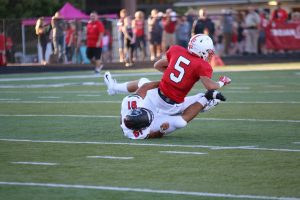 Photos from the 26-12 Victory over Center Grove