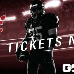2019 Football Tickets on Sale Now!!