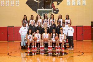 2018 2019 Girls Basketball Team Photos