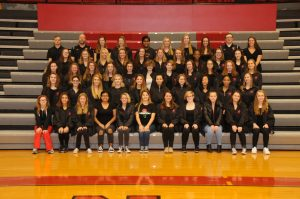 2018 2019 Girls Swim Team Photos
