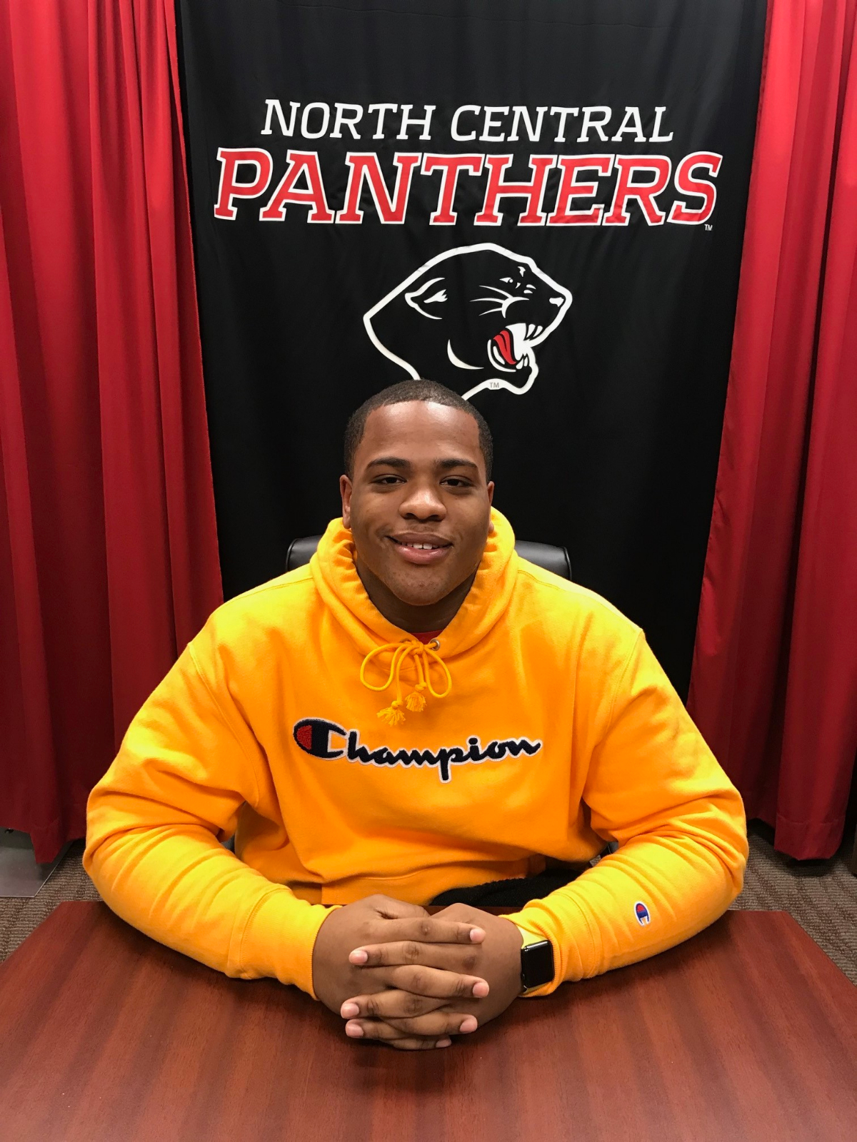 May 3 College Signing Ceremony