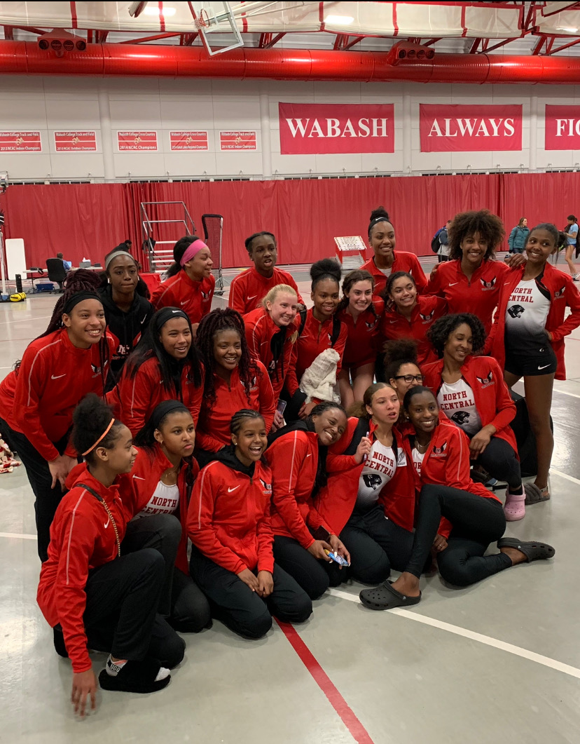 2019 Conference Indoor Champions