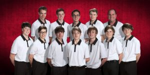 2019 Boys Golf Team Photo