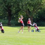 Girls Varsity Golf falls to Bishop Chatard 182 – 193