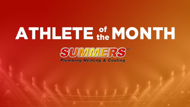 VOTE: Summers Plumbing Heating & Cooling December Athlete of the Month
