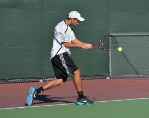Boys Varsity Tennis (2015-2016 Academic Year)
