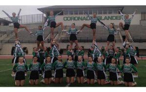 Cheerleaders (2015-2016 Academic Year)