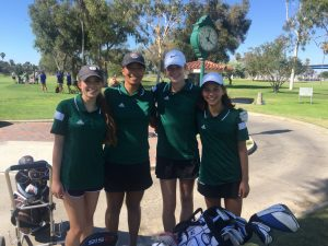 Girls Varsity Golf (2016-2017 Academic Year)