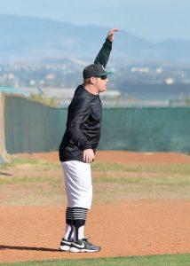 Boys Varsity Baseball (2015-2016 Academic Year)