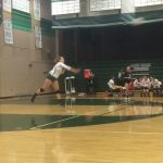 Coronado High School Girls Varsity Volleyball beat Clairemont High School 3-0
