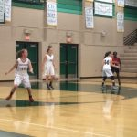 Coronado High School Girls Junior Varsity Basketball beat Hoover High School 54-13