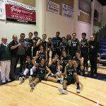 Varsity Boys Basketball Wins Tournament