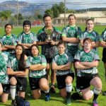 Girls Rugby Team Wins Division Championship