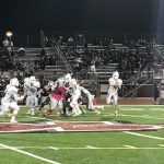 Coronado High School Varsity Football falls to Kearny High School 26-14