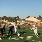 Coronado High School Junior Varsity Football beat Kearny High School 28-14