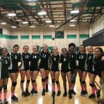 Coronado High School Girls Junior Varsity Volleyball beat University City High School 2-1