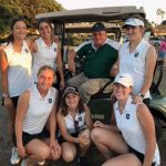 Girls Golf Qualifies for CIF