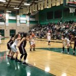 Girls Varsity Basketball beats Kearny 35 – 22