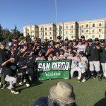 Baseball Wins Division III Title