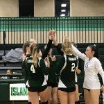 Girls Junior Varsity Volleyball vs University City # – 2