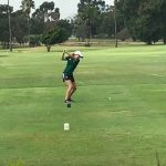Crista I. earns City Conference Golf Title
