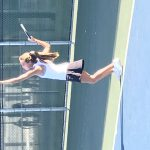 Girls Junior Varsity Tennis beats Academy of Our Lady of Peace 10 – 8