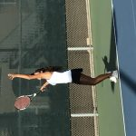 Girls Varsity Tennis vs Cathedral Catholic 18 – #