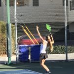Girls Varsity Tennis beats Scripps Ranch 17 – 1