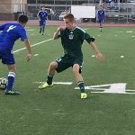 Boys Junior Varsity Soccer beats San Diego 2 – 1