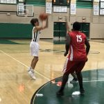 Boys Junior Varsity Basketball beats Crawford 68 – 41
