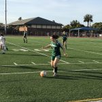 Girls Junior Varsity Soccer beats San Diego 1 – 0