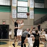 Boys Varsity Basketball falls to Point  Loma 43 – 41
