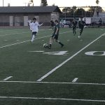 Boys Junior Varsity Soccer falls to University City 3 – 1