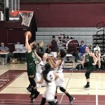 Girls Varsity Basketball beats Hoover/San Diego 51 – 22