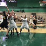 Girls Junior Varsity Basketball beats Mission Bay 50 – 7