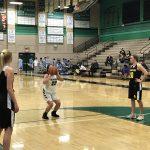 Girls Varsity Basketball beats Mission Bay 52 – 32